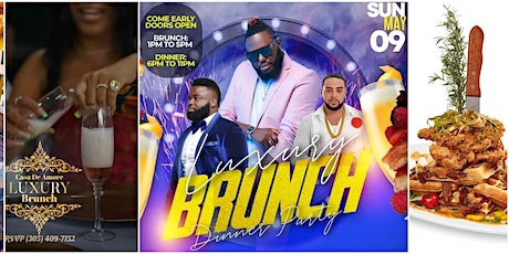 Luxury Brunch Mother's Day's Edition tickets
