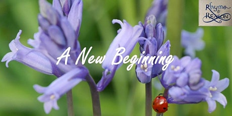 A New Beginning: a celebration of seasonal verse for our times tickets