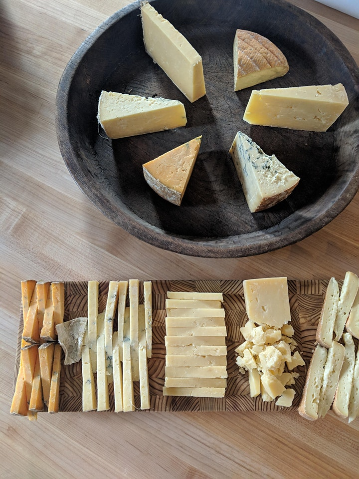 Special Workshop & Tasting Event: The Breads and Cheeses of Italy image
