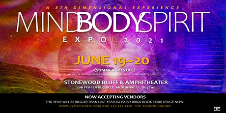 Mind Body Spirit Expo 2021 tickets
