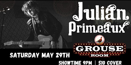 Julian Primeaux tickets