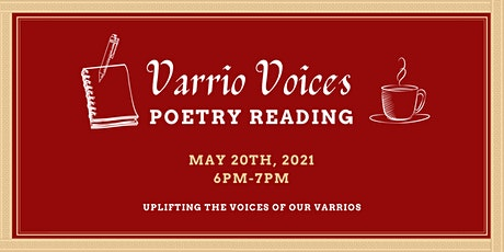 Varrio Voices Poetry Reading and Panel tickets