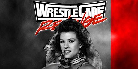 Wendi Richter Meet and Greet Combo/WrestleCade FanFest 2021 tickets