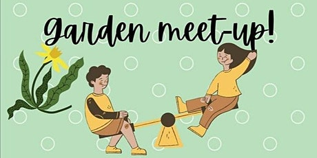 Gullane Baby and Toddler garden meet-up tickets