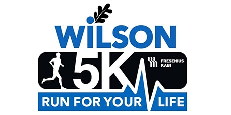 Wilson Run For Your Life 5K - 2021 tickets