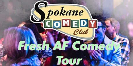 SPOKANE COMEDY CLUB  6/13 | Stand Up Comedy Show tickets