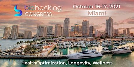 BiohackingCongress in Miami + Live Stream tickets