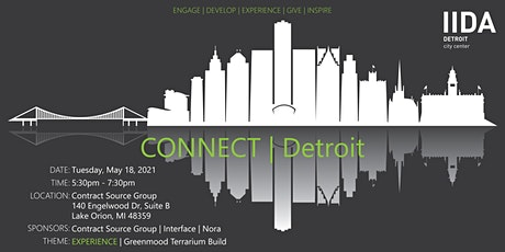 CONNECT |Detroit  -  Greenmood Terrariums tickets