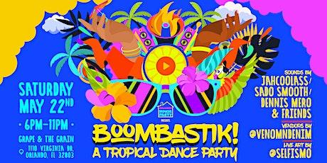 Orlando House Party presents: BOOMBASTIK! tickets