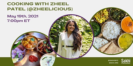 Virtual Cooking Class With Zheel tickets