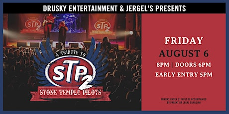 STP2 - A Tribute to Stone Temple Pilots tickets
