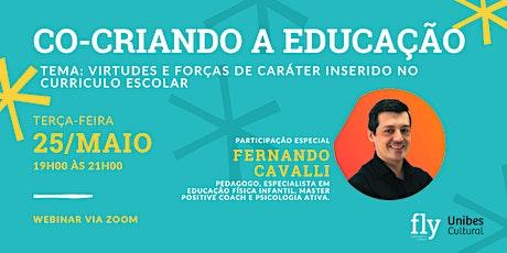 25.05 CO CRIANDO A EDUCAÇÃO | Socioemocional Inserido No Currículo Escolar ingressos