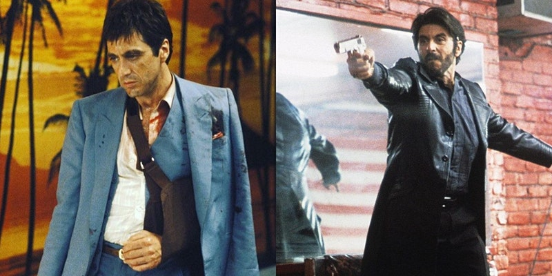 """Scarface"" and ""Carlito's Way"" Double Bill"