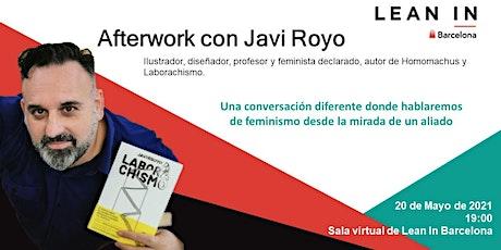 Afterwork con Javi Royo entradas