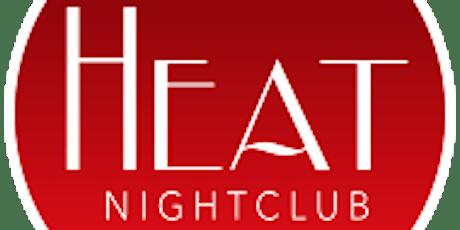 Saturdays at Heat at Heat Ultra Lounge Free Guestlist - 5/15/2021 tickets