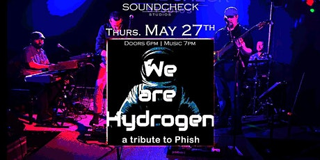 We Are Hydrogen (Phish Tribute) tickets