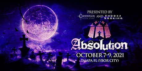 Absolution Pre-Party in Tampa tickets