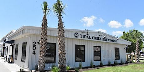 Tidal Creek Brewhouse Beer Dinner tickets
