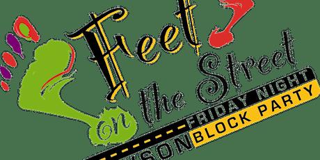 Feet on the Street tickets