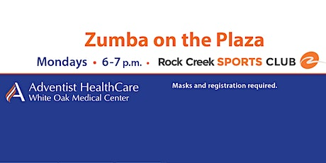 Zumba On The Plaza w/ Jose tickets