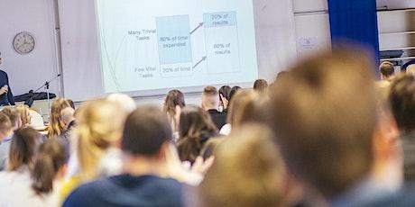 Erasmus za mlade podjetnike – tvoja priložnost za vstop v svet podjetništva tickets