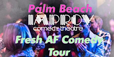 PALM BEACH IMPROV 6/16 | Stand Up Comedy Show tickets