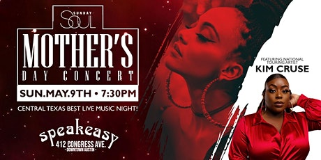 Sunday Soul 5.9 |Mother's Day Concert tickets