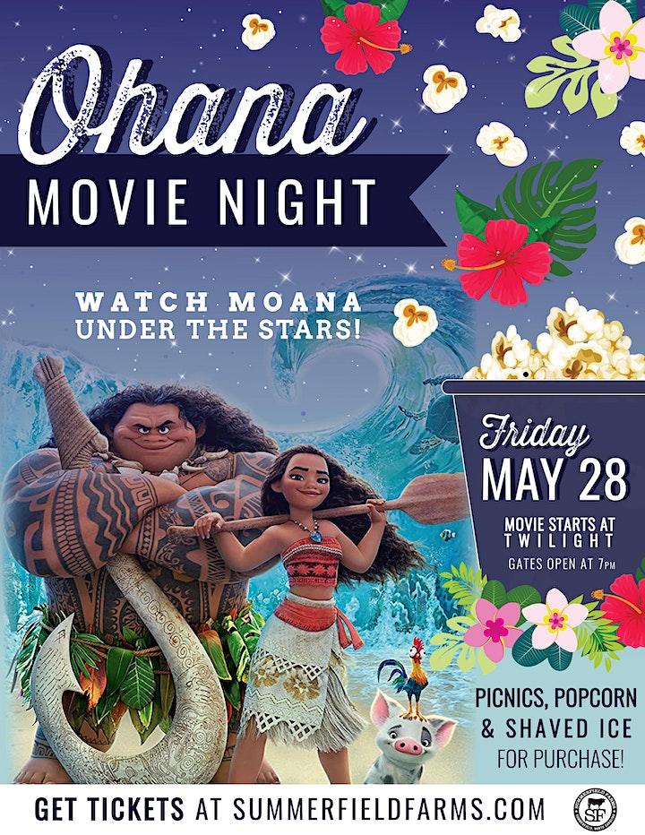 Ohana Movie Night image