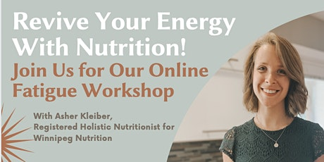Revive Your Energy with Nutrition! tickets