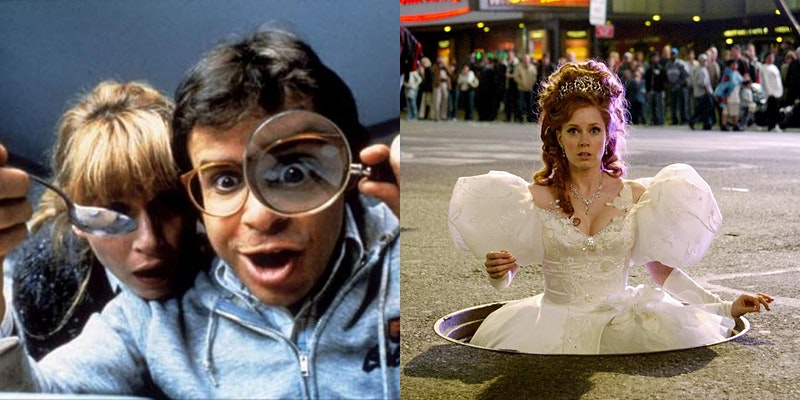 """Honey I Shrunk the Kids"" and ""Enchanted"" Double Bill"