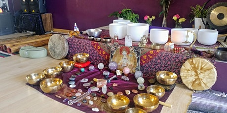 Sound Bath Healing Meditation 5-23-21 tickets