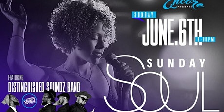 Sunday Soul  | June 6th tickets
