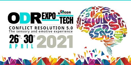 Inscripción tardía - ODR ExpoTech 2021 - ES entradas
