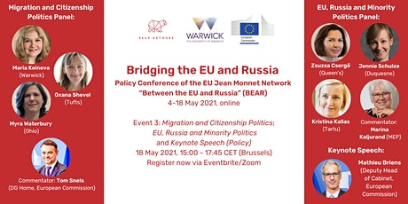 Bridging the EU and Russia: BEAR Network Policy Conference (Event 3) tickets