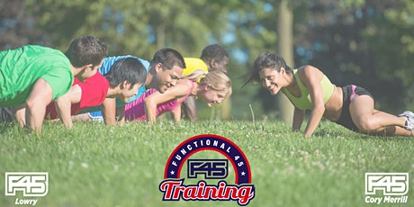 F45 Cory Merrill Final Bootcamp - May 8th! tickets