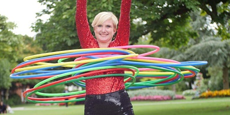 Hula Hooping Classes for Adults - Get HoopFit! tickets