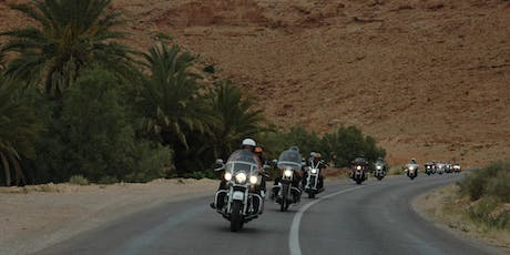 Twintour Morocco on Harley Davidson motorcycles Tickets