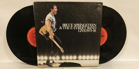 Tues. Night Record Club: Bruce Springsteen & the E Street Band Live 1975-85 tickets