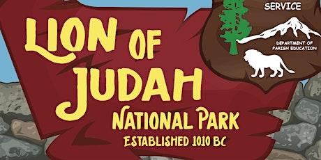 The Lion of Judah - OSL VBS 2021 entradas