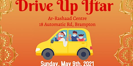 RAMADAN DRIVE UP IFTAR tickets