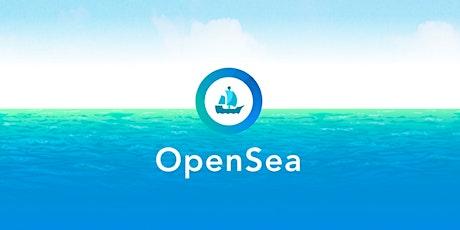 OpenSea - NFT Gallery Opening in Spatial tickets
