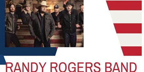 Randy Rogers Band Presented by Forza Site Services tickets