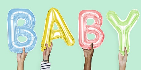 Free Community Baby Shower for First Time Moms tickets