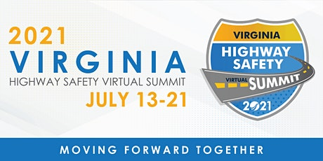 2021 Virginia Highway Safety Virtual Summit tickets