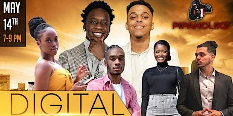 Brooklyn Riches-Digital Entrepreneurship 2021 tickets