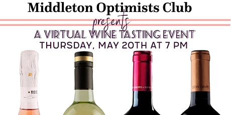 Middleton Optimists Wine Tasting tickets