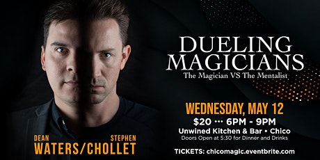 Dueling Magicians tickets