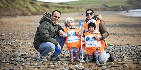 Ballybranagan - 1 hour beach clean tickets