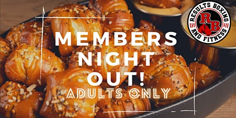 Members Night Out: Adults Only! tickets