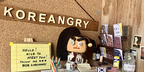 Studio Visit With Eunsoo Jeong, Creator of Koreangry tickets